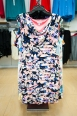 Welcome Spring with this bright floral dress by London Times, $125.00 available in the Ladies Department on the main fashion floor